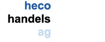 Heco Handels AG / Bauteile für Lamellenstoren, Blenden, Montagebauteile, Mechanische Kurbelantriebe