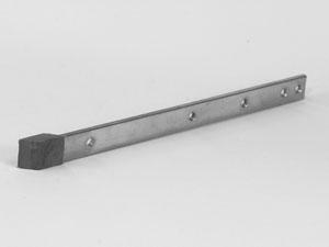 heco 291 Schieber Schieber, Version EU mit Vibrationsschutz, Länge 250 mm