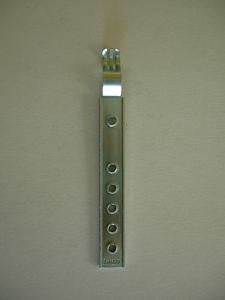 heco 264 Schieber mit Vibrationsschutz, vz 16my Länge 155mm, neue Version