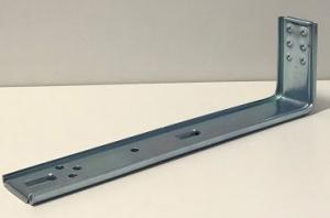 heco 409 Montagewinkel 320x091mm zu Optimal-Syst. gepresst, vz 16my, M6-Gewinde