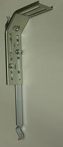 heco 265 mont Blendenbügelset OPTIMAL Vibrationsschutz bis 380mm Bl.Höhe,montagefertig vormont.