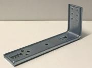 heco 407 Montagewinkel 220x091mm zu Optimal-Syst. gepresst, vz 16my, M6-Gewinde
